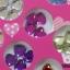 เพชรทรงหัวใจ ตูดแบน คละ 12สี กล่องเหลี่ยม thumbnail 3