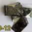 ฟอยล์ติดเล็บ ลายสีเงินดำ รหัส SD Nails foils เลือกสีด้านใน ขนาด 4X40 เซน thumbnail 12