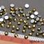 เพชรชวา AA+ สีทอง ซองเล็ก เลือกขนาดด้านใน thumbnail 3