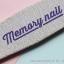 ตะไบหยาบใส้ม่วง ทรงเหลี่ยม 100/180 ของ Memory nail ยกโหล 12ชิ้น thumbnail 2