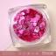 กากเพชรติดเล็บ รูปหัวใจ พิมท์ลายหินอ่อน แบบบาง อย่างดี 12 สี ขนาด3 มิล thumbnail 10