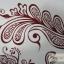 YM-K101 สติ๊กเกอร์สักแฟชั่น sticker tattoo ลายผีเสื้อ 15.5x10.8 cm thumbnail 4