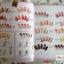 หนังสือลายเล็บ BK-01 Gel nail classroom thumbnail 36