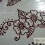 YM-K099 สติ๊กเกอร์สักแฟชั่น sticker tattoo ลายดอก 15.5x10.8 cm thumbnail 3