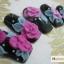 ผงปั้นนูน ชุดเล็ก สีชมพูบานเย็น thumbnail 6
