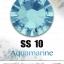 เพชรสวารอฟสกี้แท้ ซองเล็ก สีฟ้า Aquamarine รหัส 202 คลิกเลือกขนาด ดูราคา ด้านใน thumbnail 3