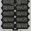 สติ๊กเกอร์ลายฉลุ ติดเล็บ รหัส CK , LS , NS , LNK thumbnail 6