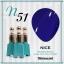 สีเจลทาเล็บ NICE สีสวยขวดสวย ยกเซ็ต 81 สี แถมอัลบั้มฟรี 1เล่มใหญ่ thumbnail 58
