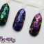 Milky Way glitter powder ผงเกร็ดทางช้างเผือก ชุดรวม 6 โทนสี thumbnail 17