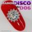 โลหะประดับเพชร ดิสโก้ หมุนๆ Diamond Disco For Nail Art thumbnail 7
