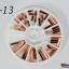 LO-13 โลหะ ตกแต่งเล็บ ทรงผืนผ้า สีทองแดง กล่องกลม 1กล่อง มี 5 ขนาด thumbnail 1