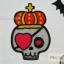สติ๊กเกอร์ลายสัก tattoo รหัส YM คลิกเลือกแบบด้านใน thumbnail 5