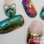 ฟอยล์ติดเล็บ รหัส SK Nails foils เลือกสีด้านใน ขนาด 4X40 เซน thumbnail 4