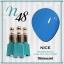 สีเจลทาเล็บ NICE สีสวยขวดสวย ยกเซ็ต 81 สี แถมอัลบั้มฟรี 1เล่มใหญ่ thumbnail 55