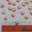 มุกติดเล็บ รูปดาว สีชมพู 4 มิล 50 ชิ้น thumbnail 1