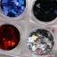 กากเพชรติดเล็บรูปมิกกี้เม้าท์ 12 สี thumbnail 4