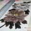 YM-X226 สติ๊กเกอร์ลายสัก tattoo ลายดอกไม้ 18 x 7 cm thumbnail 4
