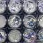 กากเพชรติดเล็บ สีขาวเงินรุ้งเงาวาวพิเศษ 12 แบบ thumbnail 2