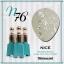 สีเจลทาเล็บ NICE สีสวยขวดสวย ยกเซ็ต 81 สี แถมอัลบั้มฟรี 1เล่มใหญ่ thumbnail 83