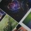 สีทาเล็บเจล EN.OU ยกเซ็ต 12ขวด ชิมเมอร์ดวงดาว DISCOLOR STAR thumbnail 3
