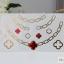 รหัส L แทททู สีทอง Gold tattoo sticker เลือกลายด้านใน thumbnail 26
