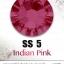 เพชรสวารอฟสกี้แท้ ซองเล็ก สีชมพูเข้ม Indian Pink รหัส 289 คลิกเลือกขนาด ดูราคา ด้านใน thumbnail 2
