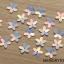ดอกไม้พลาสติก แบบแผ่นหนา แยกซอง เลือกสีใน thumbnail 2