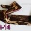 ฟอยล์ติดเล็บ คละลาย รหัส SR Nails foils เลือกสีด้านใน ขนาด 4X40 เซน thumbnail 14