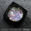 กากเพชรติดเล็บ ปั้มนูน รูปข้าวหลามตัด คละสี 12 เชดสี 12 กระปุก thumbnail 12