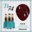 สีเจลทาเล็บ NICE สีสวยขวดสวย ยกเซ็ต 81 สี แถมอัลบั้มฟรี 1เล่มใหญ่ thumbnail 81