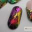 ฟอยล์ติดเล็บ รหัส SK Nails foils เลือกสีด้านใน ขนาด 4X40 เซน thumbnail 5