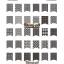 เพลทปั้มลายเล็บ XL-A thumbnail 1