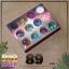 กากเพชรทรงวงกลม คละ 12 สี ลดราคาถูกสุดๆ thumbnail 1