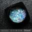 กากเพชรติดเล็บ ปั้มนูน รูปข้าวหลามตัด คละสี 12 เชดสี 12 กระปุก thumbnail 14