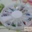 เพชรติดเล็บ ทรงหัวใจ 6 มิล คละสี กล่องกลมเล็ก thumbnail 2