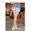Pre-กางเกงยีนส์ขาสั้นไล่สีสวยๆ S/M/L thumbnail 1