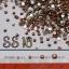 เพชรชวาAA สีทองแดง ขนาดSS16 ซองใหญ่ 1440เม็ด thumbnail 1