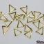 โลหะติดเล็บ สี เงิน ทอง รหัส OT เลือกแบบด้านใน thumbnail 2