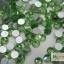 เพชรชวาAA สีเขียวอ่อน ขนาด ss8 ซองเล็ก บรรจุประมาณ 80-100 เม็ด thumbnail 1