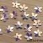 ดอกไม้พลาสติก แบบแผ่นหนา แยกซอง เลือกสีใน thumbnail 4