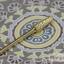หัวเจียเล็บอะคริลิค สีทอง ทรงกรวย thumbnail 1