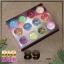 กากเพชร รูปดอกไม้ 12 สี ใน1กล่อง thumbnail 1