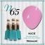 สีเจลทาเล็บ NICE สีสวยขวดสวย ยกเซ็ต 81 สี แถมอัลบั้มฟรี 1เล่มใหญ่ thumbnail 72