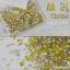เพชรชวาAA สีเหลือง Citrine รหัส AA-21 คละขนาด ss3 ถึง ss30 ปริมาณประมาณ 1300-1500เม็ด thumbnail 1