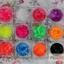 กากเพชร ข้าวหลามตัด 12 สี โทนสะท้อนแสง thumbnail 2