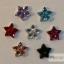 เพชรทรงดอกไม้ รูปดาว คละสี กล่องดำ 1 thumbnail 3
