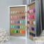 กล่องโชว์สีเล็บ 162 ช่อง หุ้มหนังPVCแบบเงา สวย ทน คลิกเลือกสีด้านใน thumbnail 36