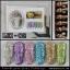 สีเจลทาเล็บ LEI-02 ชุด6สี พร้อมกรอบรูป เนื้อสีดี เข้มข้น คุ้มค่าราคาถูก thumbnail 1