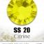 เพชรสวารอฟสกี้แท้ ซองใหญ่ สีเหลือง Citrine รหัส 249 คลิกเลือกขนาด ดูราคา ด้านใน thumbnail 5