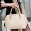 Axixi-กระเป๋าถือสีเงินเมทาลิค thumbnail 1